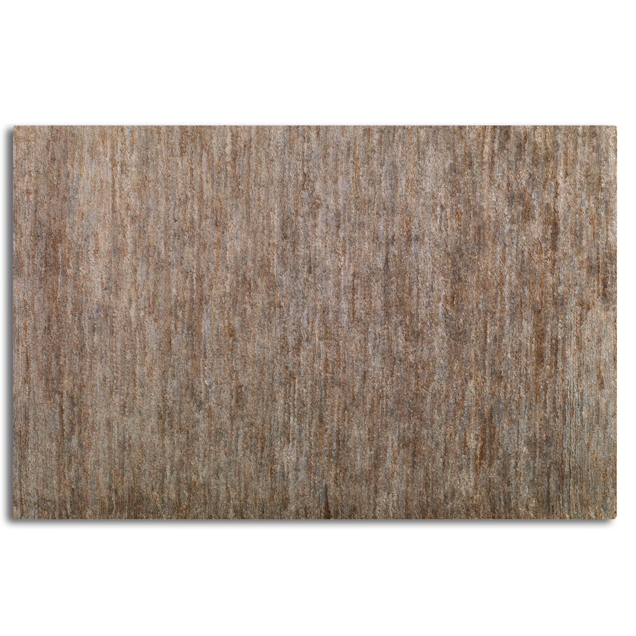 Uttermost Rugs Mounia 6 X 9 Rug - Rust Blue  - Item Number: 70022-6