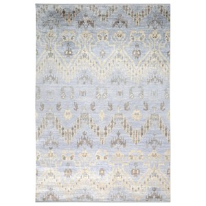 Uttermost Rugs Madeira Pale Blue 6 x 9 Rug