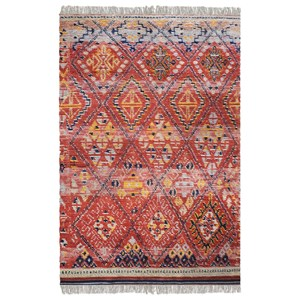 Uttermost Rugs Balgha Red 8 x 10 Rug