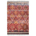 Uttermost Rugs Balgha Red 8 x 10 Rug - Item Number: 70029-8