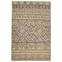 Uttermost Rugs Liam Hemp 8 X 10 Rug - Item Number: 70030-8