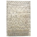Uttermost Rugs Jaylin Wool 8 X 10 Rug - Item Number: 70031-8