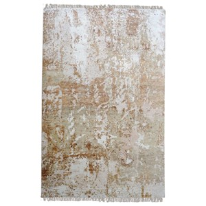 Uttermost Rugs Abera Abstract 6 X 9 Rug