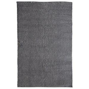 Uttermost Rugs Cordero Dark Gray 5 x 8 Rug