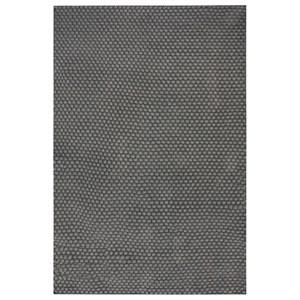 Lydus Dark Gray 5 x 8 Rug