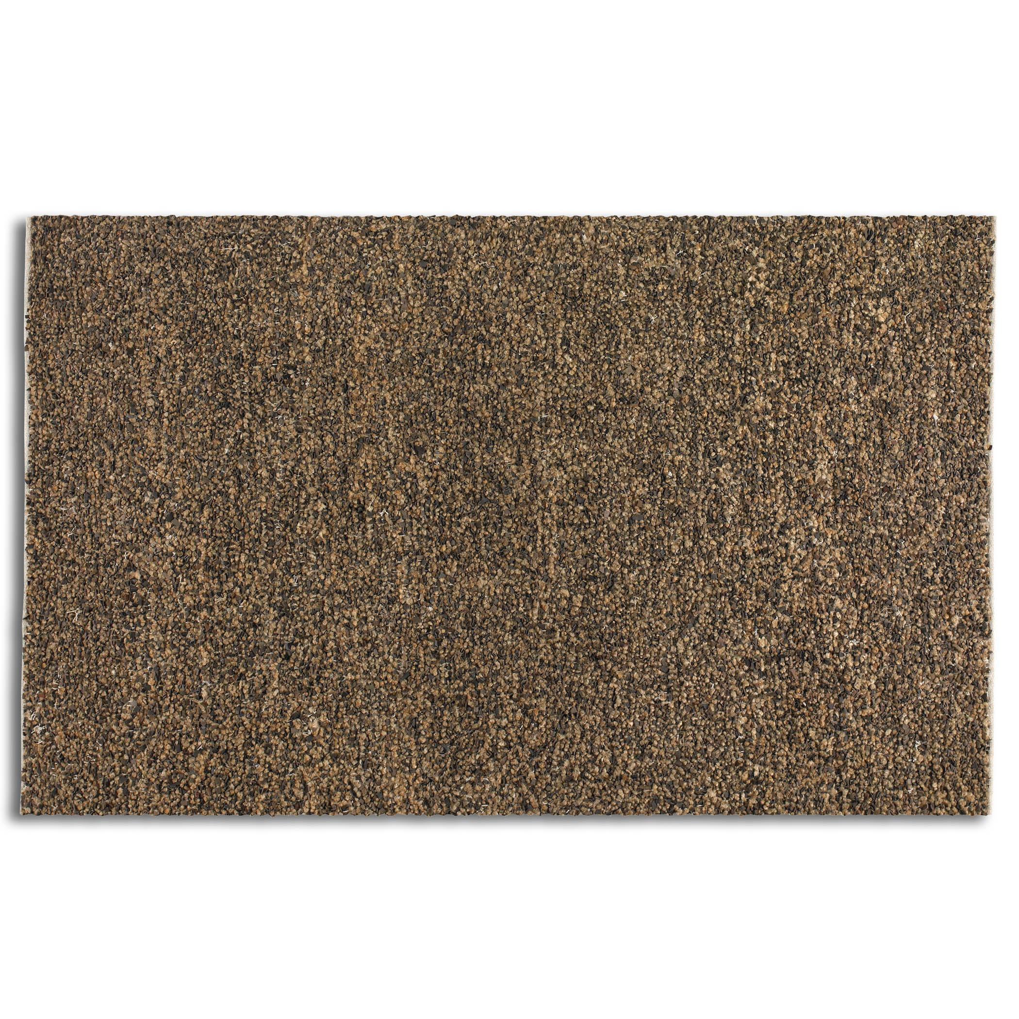 Uttermost Rugs Tufara 5 X 8 Rug - Brown - Item Number: 71046-5