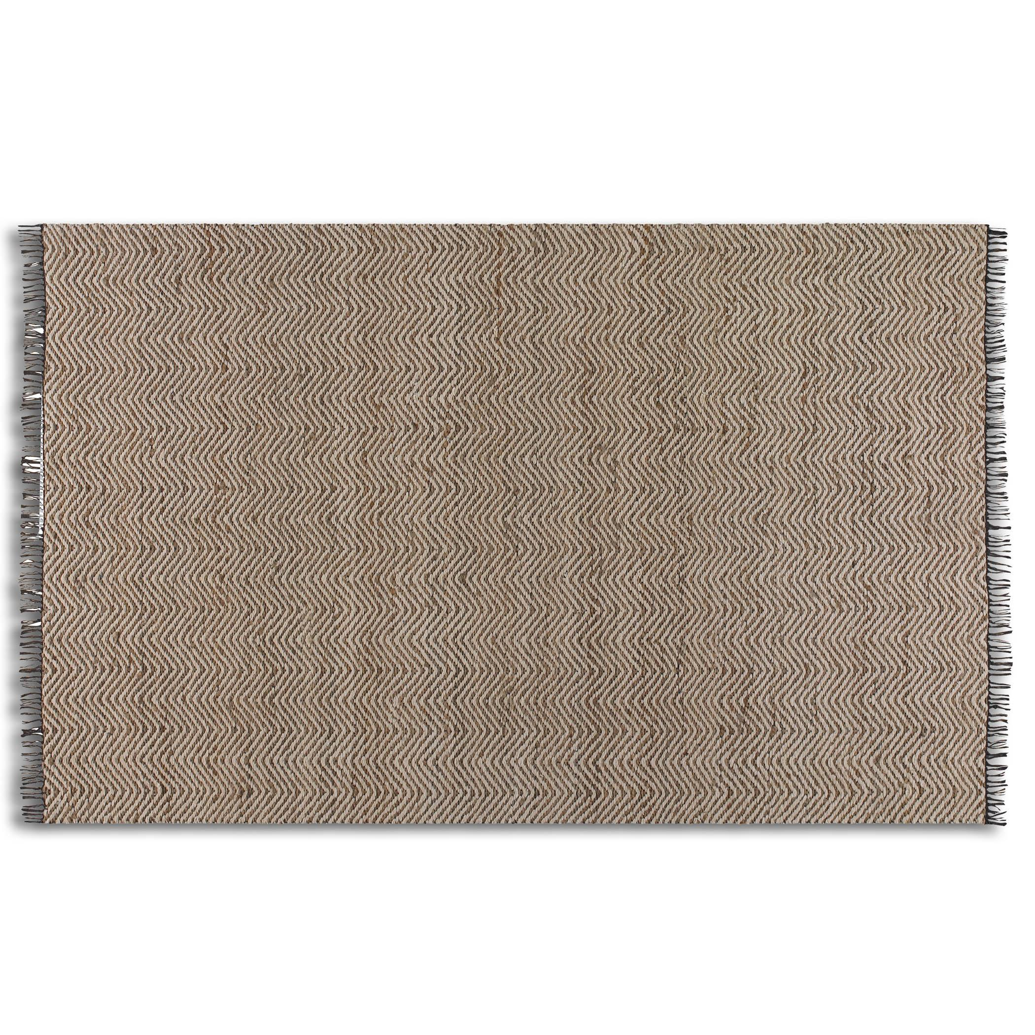 Uttermost Rugs Nalanda 8 X 10 Hand Woven Rug - Item Number: 71047-8