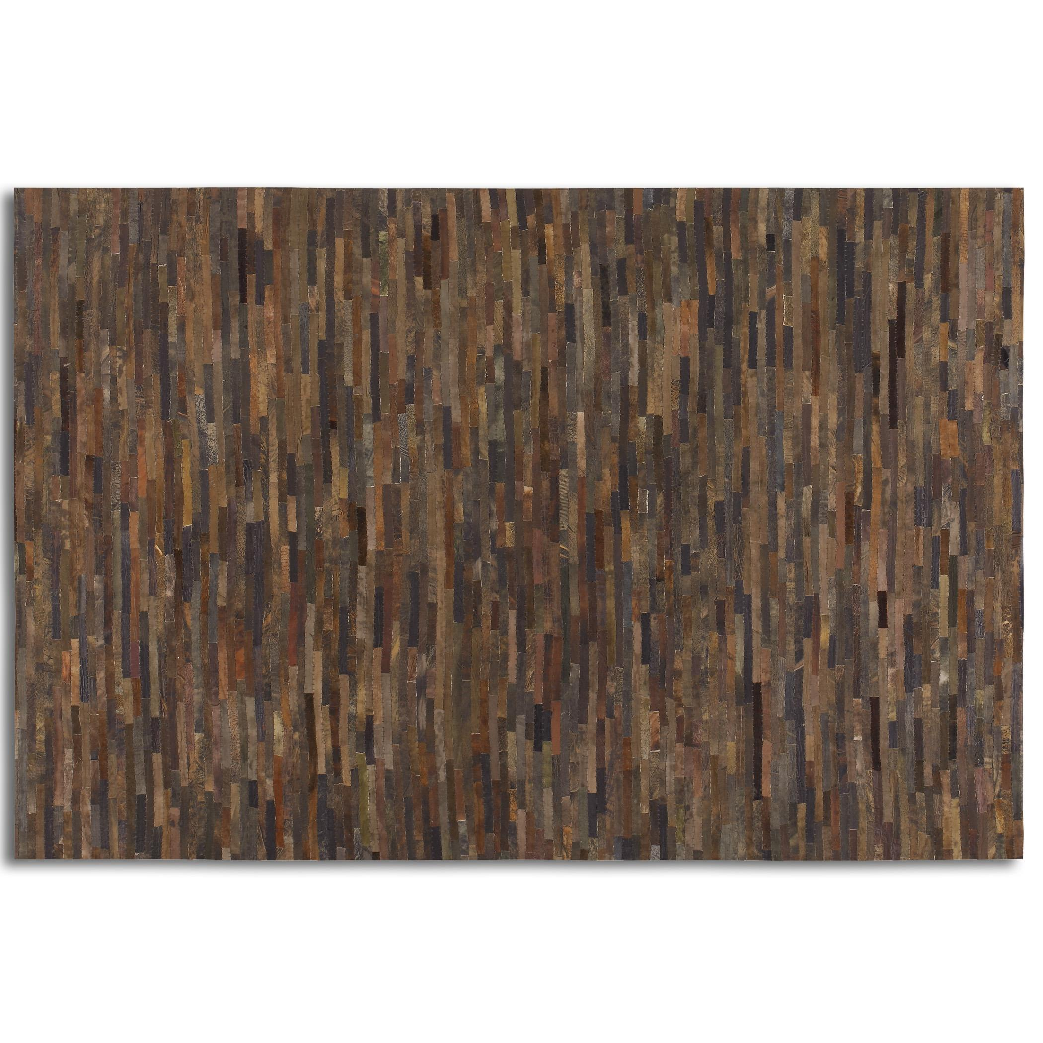 Uttermost Rugs Malone 5 X 8 Patchwork Rug - Item Number: 71049-5