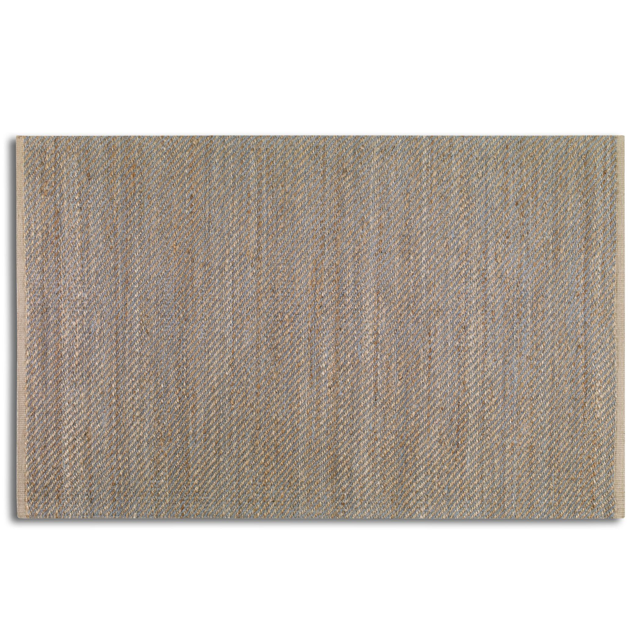 Uttermost Rugs Karima 5 X 8 Rug - Blue - Item Number: 71050-5