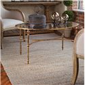 Uttermost Rugs Karima 5 X 8 Rug - Blue