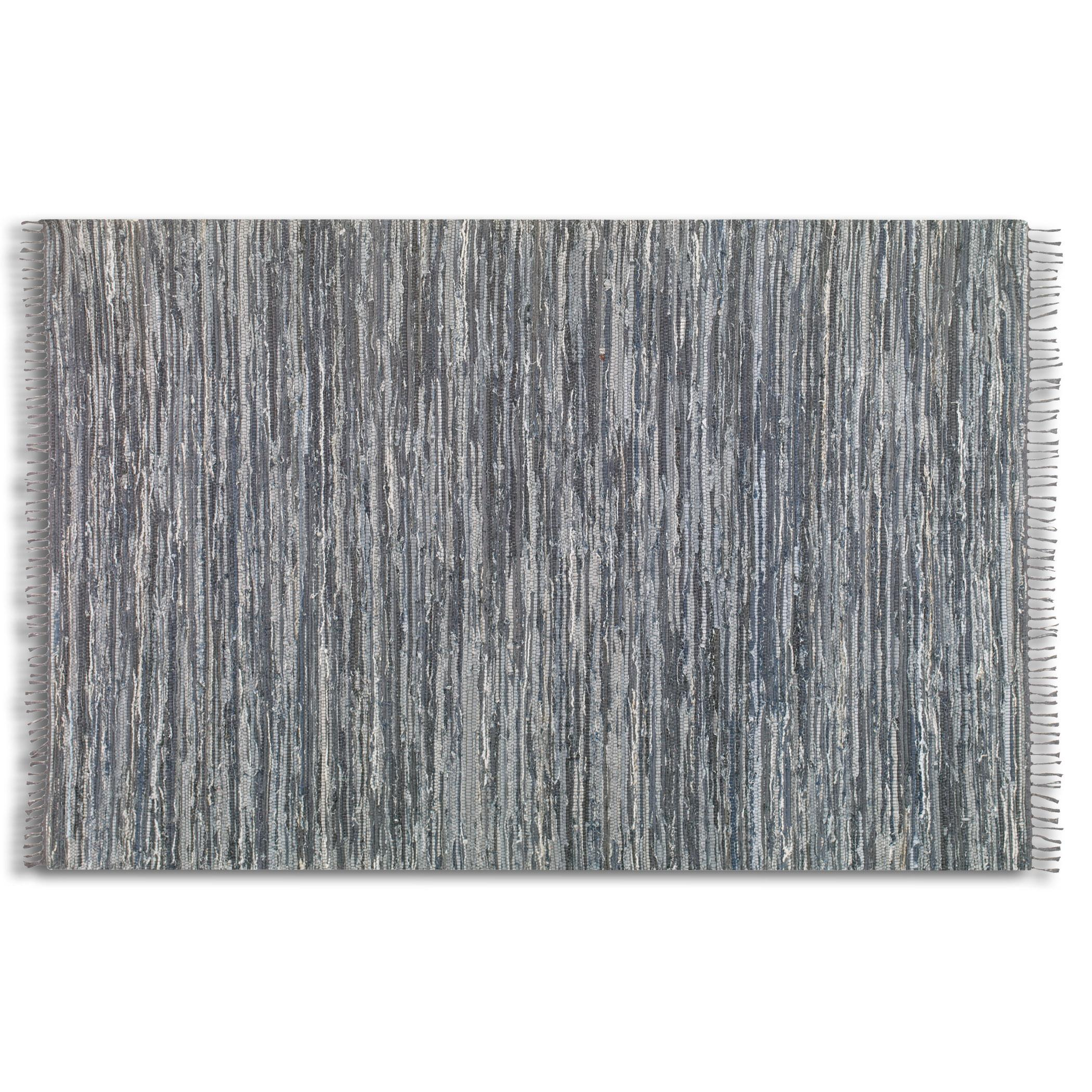 Uttermost Rugs Stockton 5 X 8 Rug - Blue - Item Number: 71057-5