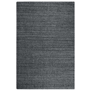 Uttermost Rugs Catrin Charcoal 5 x 8 Rug