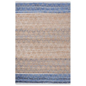Uttermost Rugs Norman Blue 8 x 10 Rug