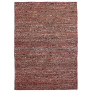 Uttermost Rugs Seeley Rust 5 x 8 Rug