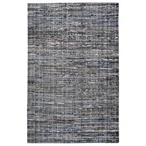 Uttermost Rugs Ramey Blue-Gray 5 x 8 Rug