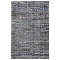 Uttermost Rugs Ramey Blue-Gray 8 x 10 Rug - Item Number: 71096-8