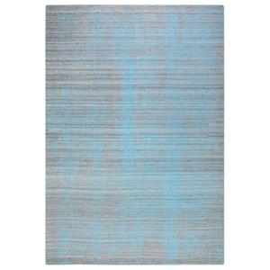 Uttermost Rugs Medanos Aqua Gray 8 x 10 Rug