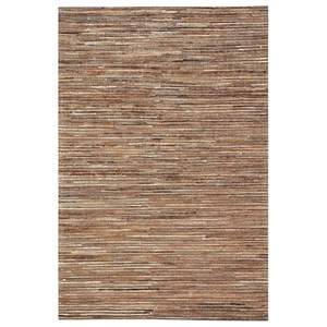 Riviera Light Brown 8 x 10 Rug