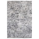 Uttermost Rugs Junction Gray 9 x 12 Rug - Item Number: 71110-9