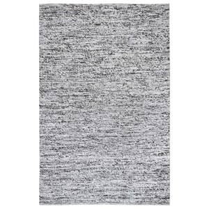 Uttermost Rugs Astra Gray 5 x 8 Rug