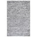 Uttermost Rugs Astra Gray 5 x 8 Rug - Item Number: 71120-5