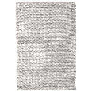 Uttermost Rugs Europa Ivory 5 x 8 Rug