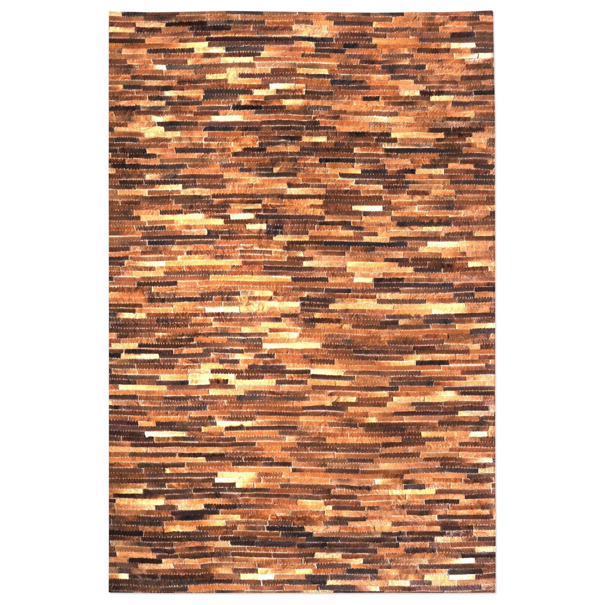Tiago Medium Brown 9 x 12 Rug