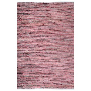 Uttermost Rugs Tobais Red 8 x 10 Rug