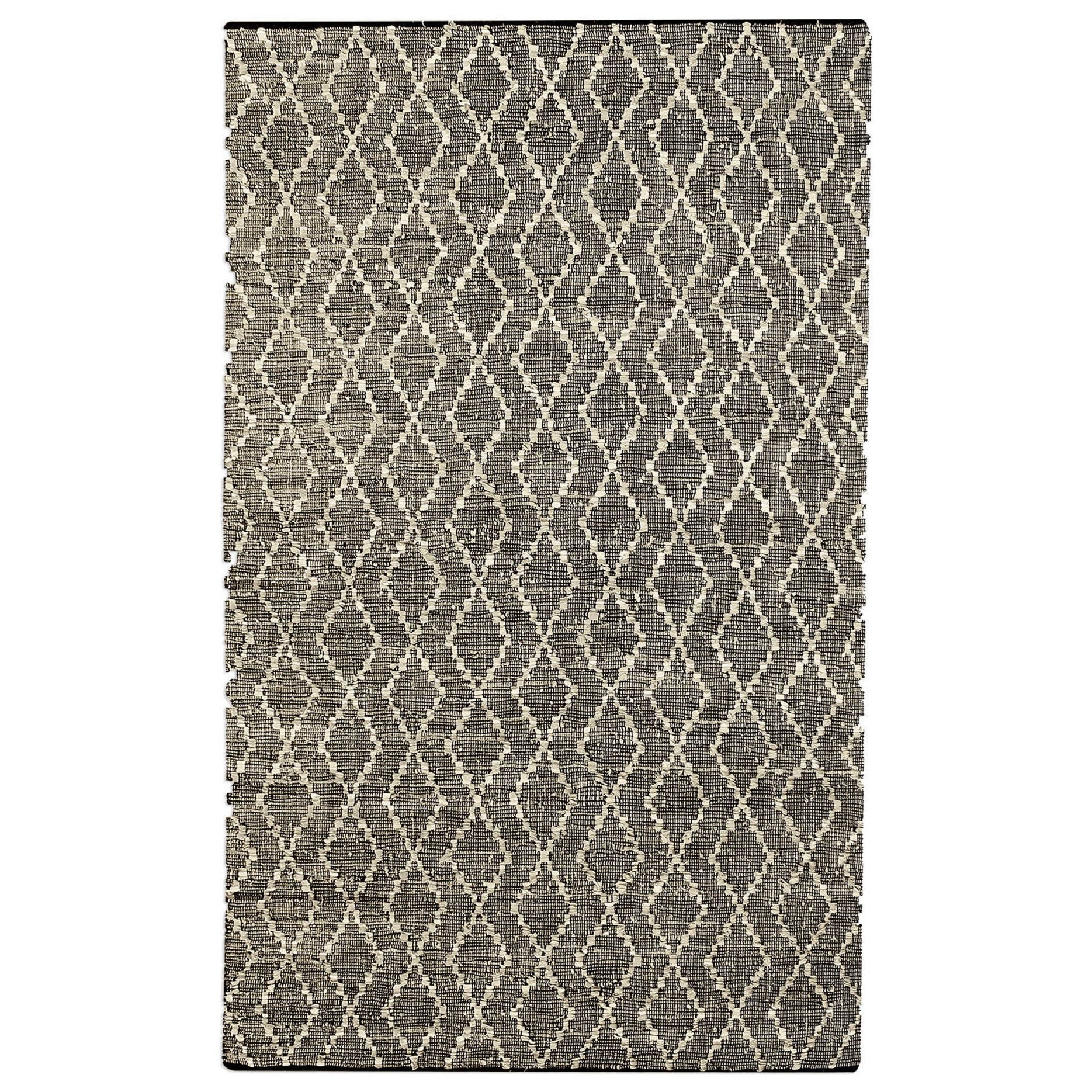 Winnow Leather 5 X 8 Rug