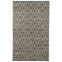 Uttermost Rugs Winnow Leather 8 X 10 Rug - Item Number: 71144-8