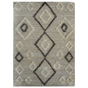 Uttermost Rugs Alvy 5 X 8 Tribal Rug