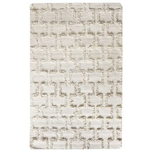 Uttermost Rugs Lapis Ivory 5 X 8 Rug