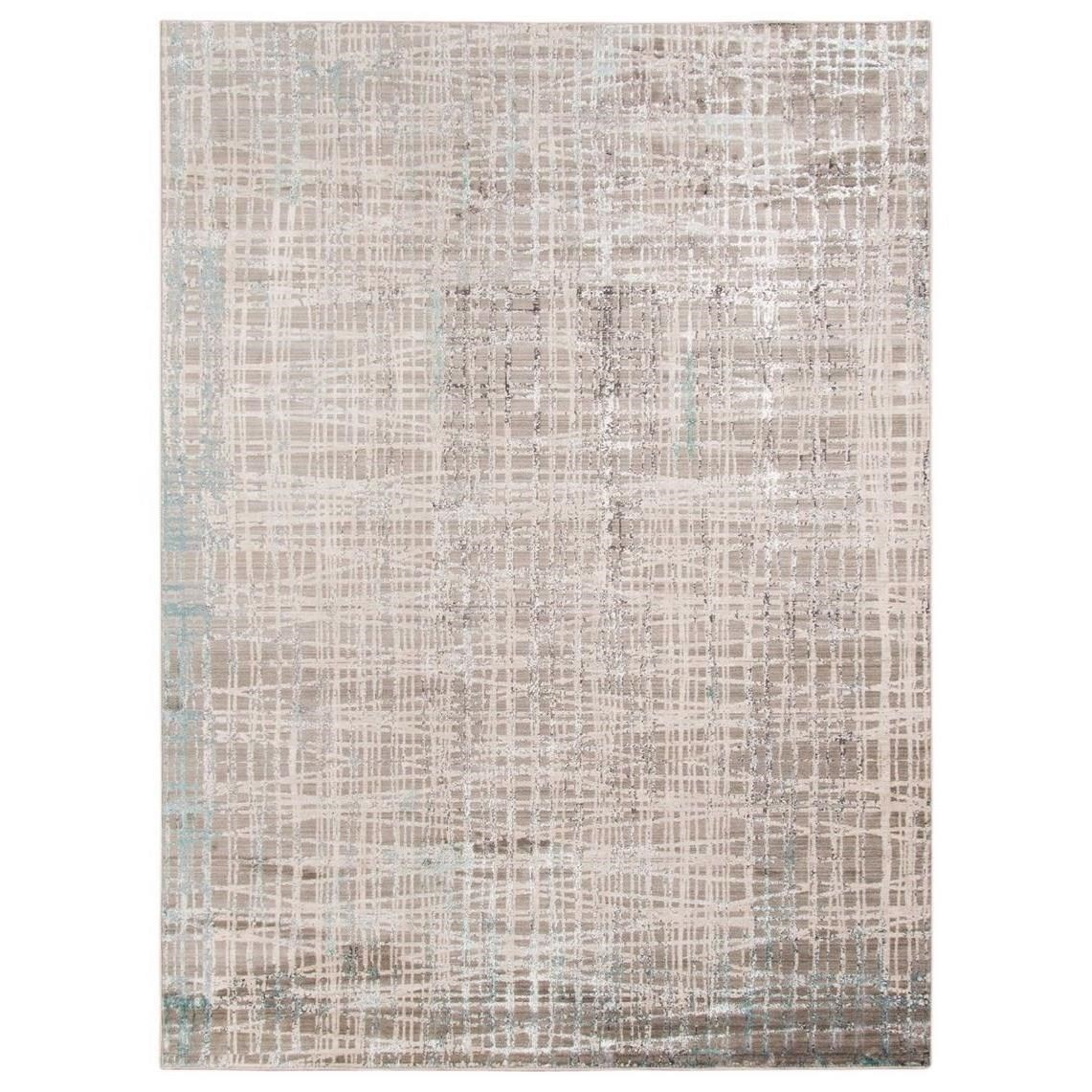 Rugs Cameran Blue 5 X 7 Rug by Uttermost at Adcock Furniture