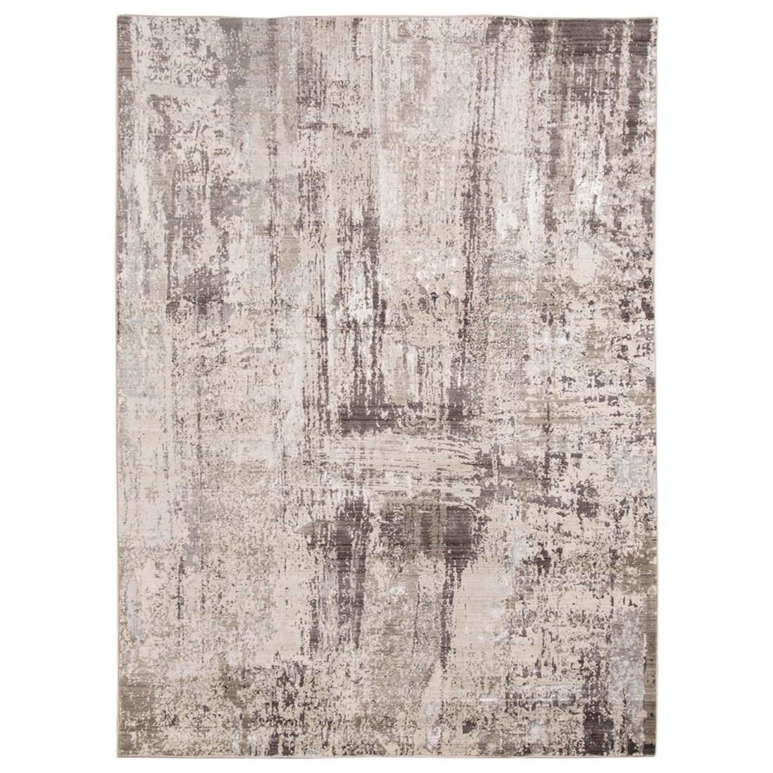 Rugs Cameri Silver 7 X 10 Rug by Uttermost at Adcock Furniture