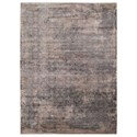 Uttermost Rugs Calandria Gray 5 X 7 Rug - Item Number: 71503-5