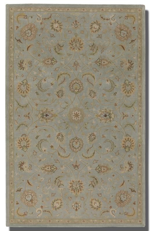Uttermost Rugs Torrente 5 X 8  - Item Number: 73025-5