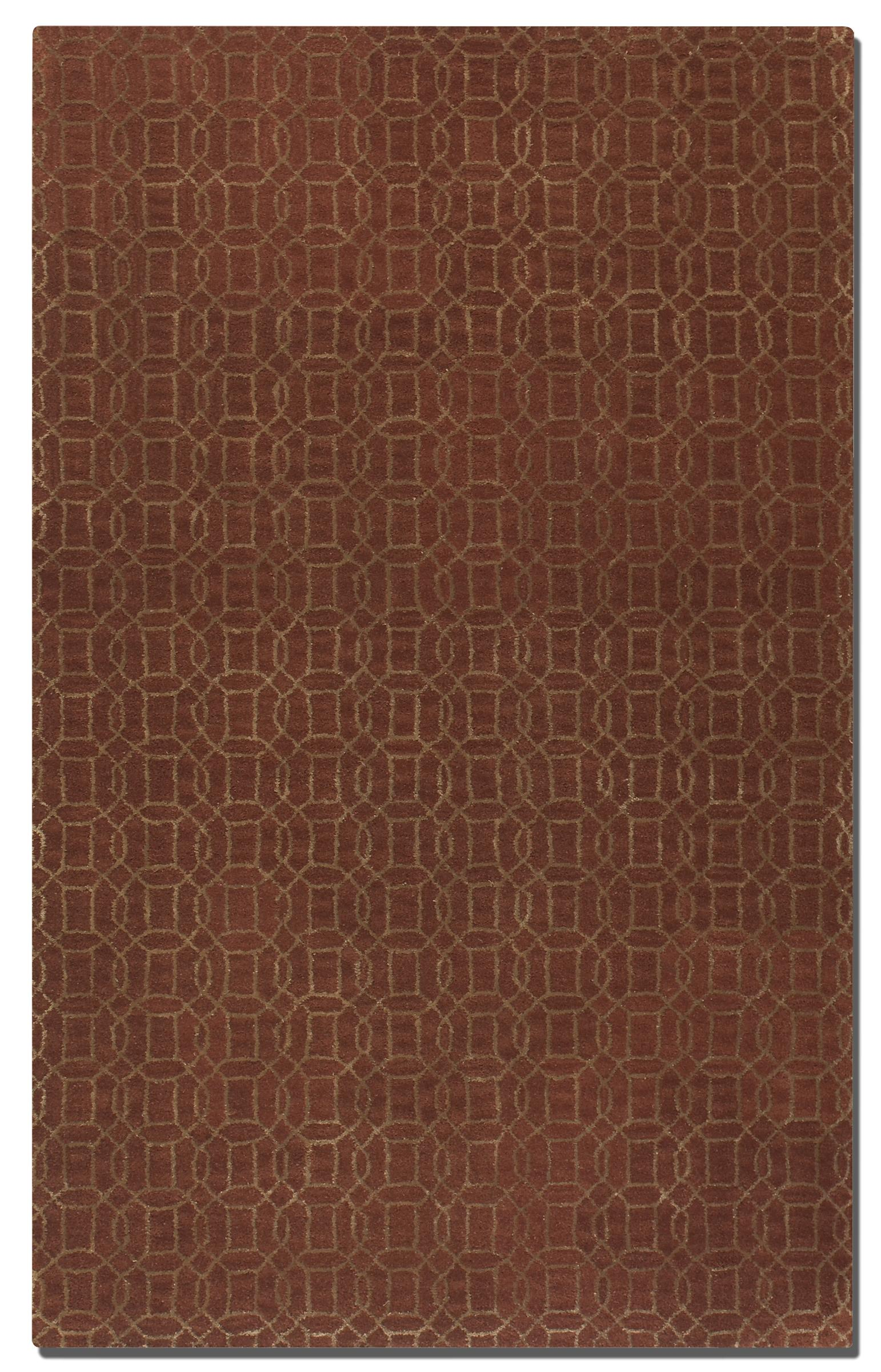Uttermost Rugs Cambridge 5 X 8  - Item Number: 73029-5