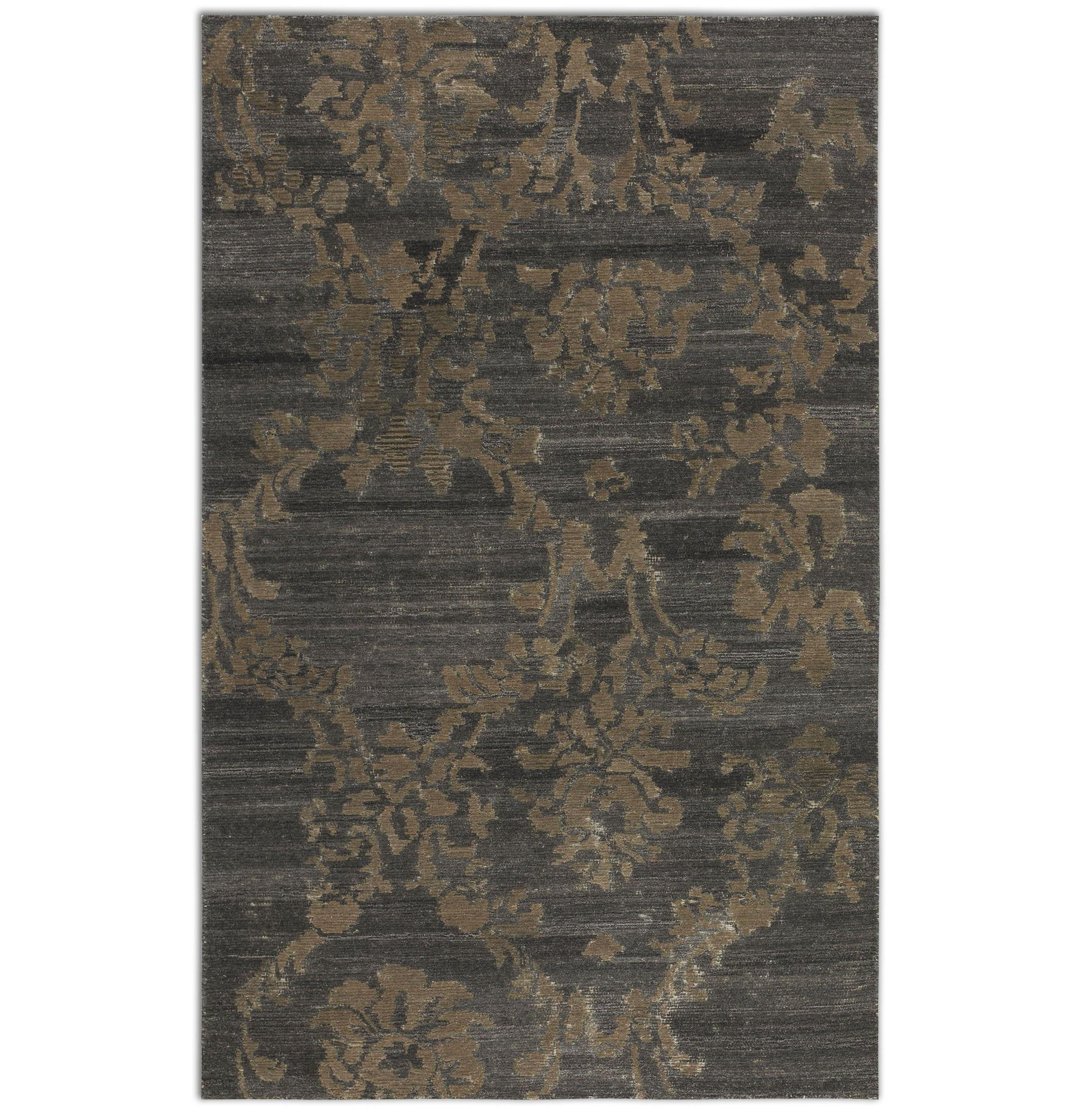 Uttermost Rugs Tavenna 5 X 8 Wool Rug - Item Number: 73046-5