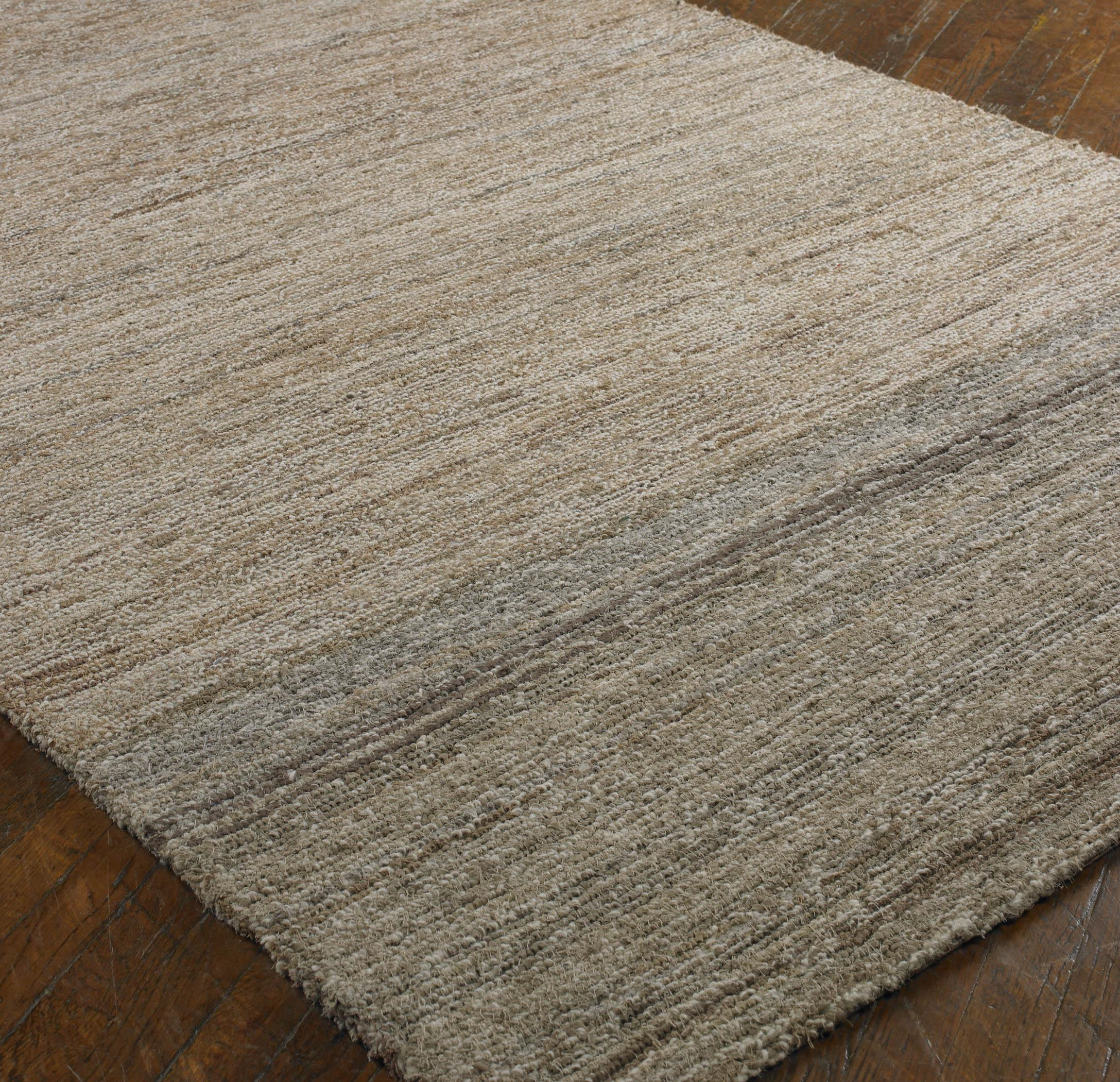 Uttermost Rugs Genoa 5 X 8 Rug - Tan - Item Number: 73053-5