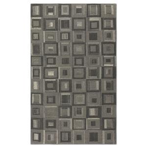 Uttermost Rugs Matrice 8 X 10 Rug - Gray