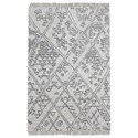 Uttermost Rugs Campo Ivory 5 x 8 Rug - Item Number: 73064-5