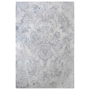 Uttermost Rugs Valour Ink 8 x 10 Rug