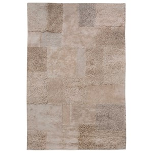 Uttermost Rugs Nevada Dark Beige 9 x 12 Rug
