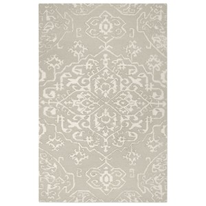 Uttermost Rugs Ayla Beige Ivory 8 x 10 Rug