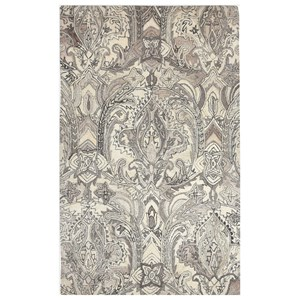 Uttermost Rugs Clairmont Natural 9 x 12 Rug