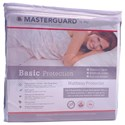 UV3 Masterguard Basic Protector Queen Basic Mattress Protector - Item Number: BMPQ