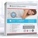 UV3 Masterguard Ice Comfort Protector Split California King Ice Comfort Protector - Item Number: 961530916