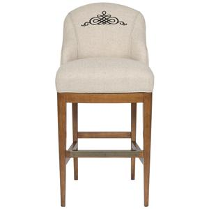 Vanguard Furniture Accent Chairs Bar Stool