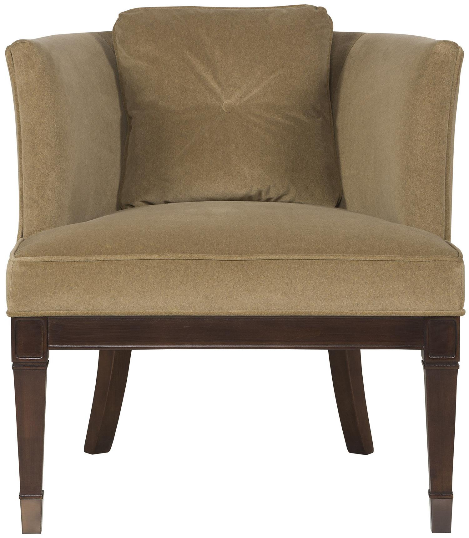 Sofa Mart Accent Chairs: Vanguard Furniture Accent Chairs Drake Transitional Chair