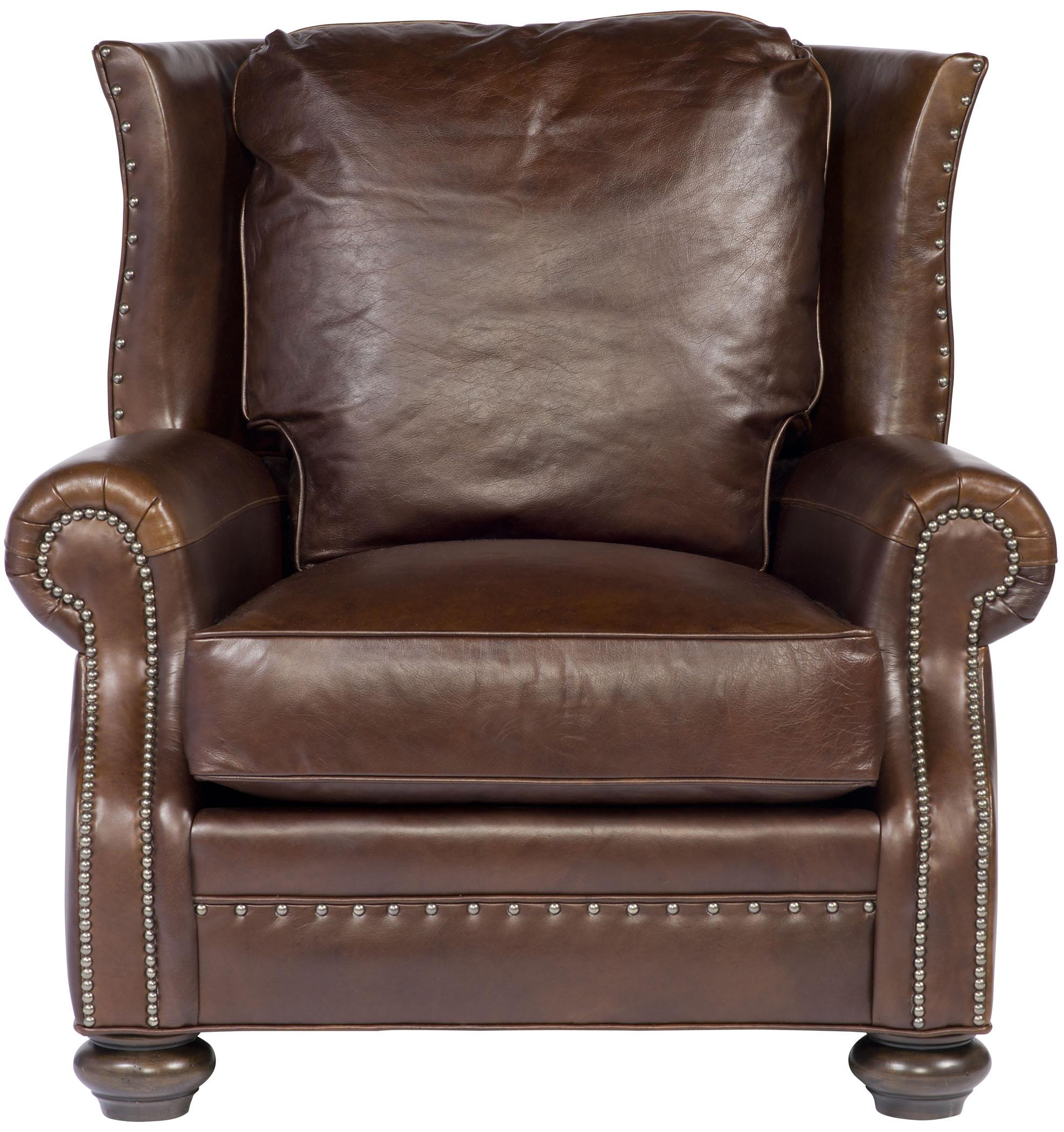 Accent Chairs Wing Chair by Vanguard Furniture at Sprintz Furniture